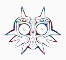 Majora's Mask Lines Color 3 by cluper
