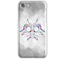 Majora's Mask Lines Color 3 iPhone Case/Skin