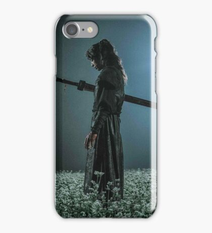 Goblin The Lonely and Great God  iPhone Case/Skin