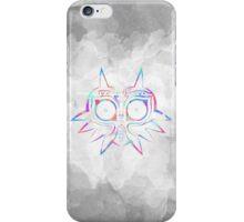 Majora's Mask Lines Color 2 iPhone Case/Skin