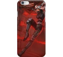 Akali League of Legends Hero Lol iPhone Case/Skin