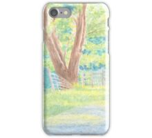 The Shaded Path iPhone Case/Skin