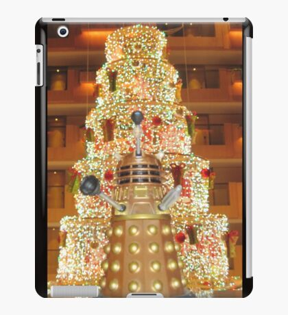 Dalek Christmas iPad Case/Skin