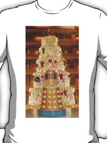 Dalek Christmas T-Shirt