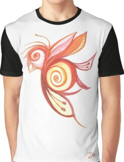 Birderfly Graphic T-Shirt
