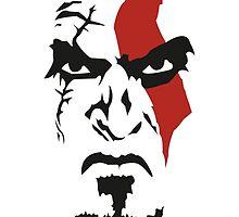 Kratos  by thefunkiest