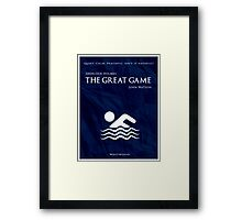 BBC Sherlock - The Great Game Framed Print