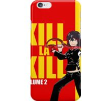 Kill La Kill Volume 2 iPhone Case/Skin