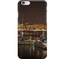 Yachts in Palma marina Majorca iPhone Case/Skin