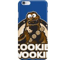 Cookie Wookie iPhone Case/Skin