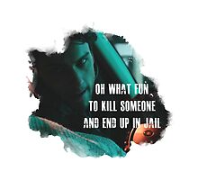 Connor Walsh Quote - How To Get Away With Murder by ZannahP