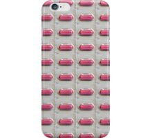 Background Of Pills iPhone Case/Skin