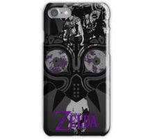 Legend of Zelda: Majora's Mask - Link - Happy Mask Salesman iPhone Case/Skin
