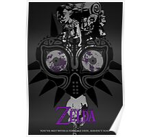 Legend of Zelda: Majora's Mask - Link - Happy Mask Salesman Poster