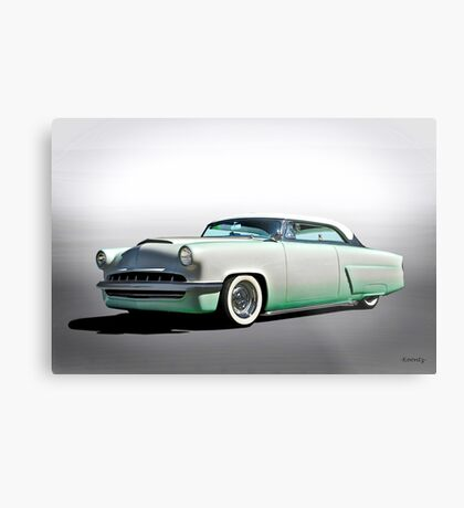 1954 Mercury 'Custom' Monterey Metal Print