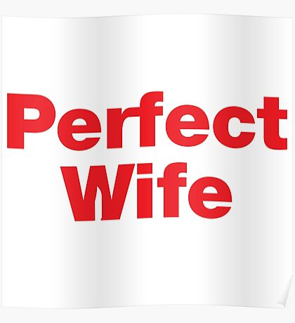 Perfect Wife Poster