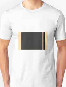 BLACK & TAN CLASSIC EXECUTIVE DESIGN, ARTIST NAME  Unisex T-Shirt