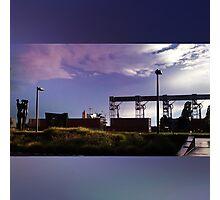 Seattle Sculptures  Photographic Print