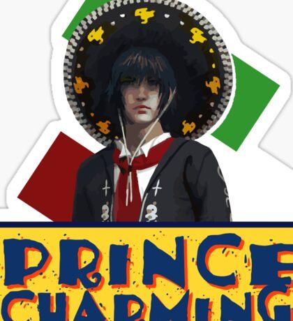 Noctis, Prince Charming Sticker