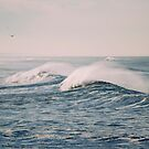 stormy waters by Ingrid Beddoes