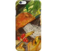 Wild and tasty iPhone Case/Skin