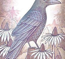 Raven by Vicky Pratt