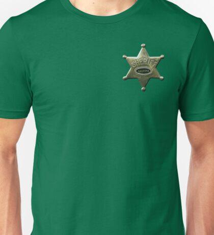 Sheriff Arizona Unisex T-Shirt