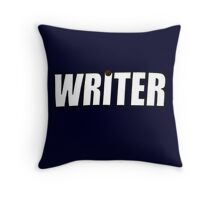 "She dotted the ""i!"" Throw Pillow"
