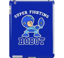 Super Fighting Robot iPad Case/Skin