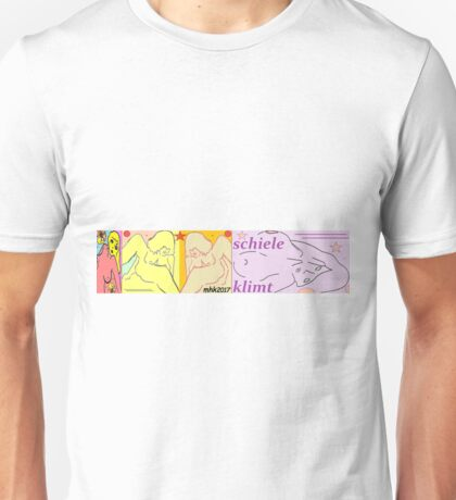 peal the banana smile for the birdie n say cheeze 1 Unisex T-Shirt