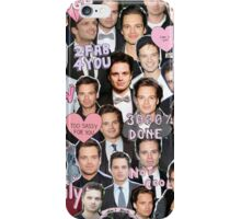 Sebastian Stan BABE iPhone Case/Skin