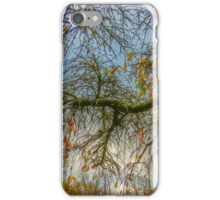 Blue Skies all day long iPhone Case/Skin