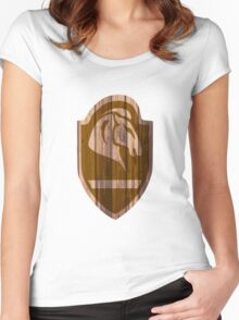 Whiterun Hold Shield Women's Fitted Scoop T-Shirt