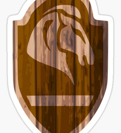 Whiterun Hold Shield Sticker