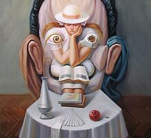 Mind Twister by Zack Kalimero