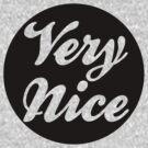 Very Nice Circle by George Williams