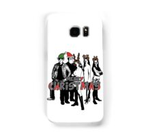 Merry Christmas from The Scooby Gang! Samsung Galaxy Case/Skin
