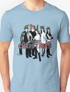 Merry Christmas from The Scooby Gang! Unisex T-Shirt