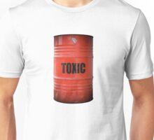 Toxic Waste Barrel Unisex T-Shirt