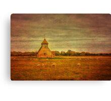 St Thomas Becket Fairfield Canvas Print
