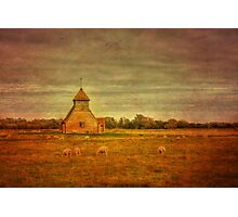 St Thomas Becket Fairfield Photographic Print