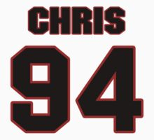NFL Player Chris Jones ninetyfour 94 by imsport
