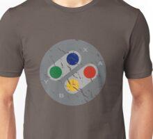 SNES Controller Buttons Unisex T-Shirt