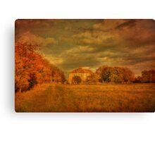 St Mary East Guldeford Canvas Print
