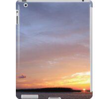 Mobile Bay Sunset #3 iPad Case/Skin