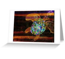 WDV - 278 - Earthen Weight Greeting Card