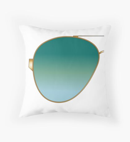 SHADES L Throw Pillow