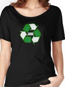 Recycle Karma Women's Relaxed Fit T-Shirt