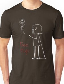 Free Hugs - Darth Vader - Star Wars Unisex T-Shirt