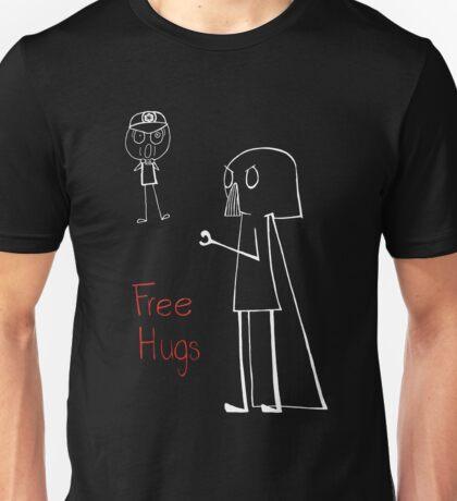 Free Hugs - Darth Vader - Star Wars Unisex T-Shirt